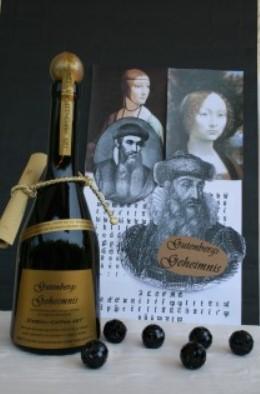 Vinmet Gutenbergs Geheimnis