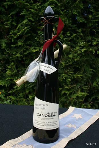Vinmet Manufaktur Canossa