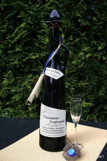 Vinmet Manufaktur Wiesbadener Jungbrunnen
